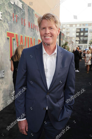 Gary Hershberger pictured at Showtime's TWIN PEAKS premiere on in Los Angeles