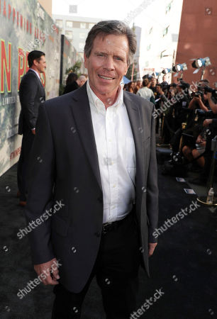 Grant Goodeve pictured at Showtime's TWIN PEAKS premiere on in Los Angeles