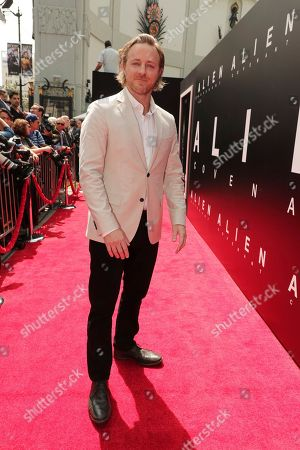 Nathaniel Dean seen at Sir Ridley Scott Hands and Footprint Ceremony at the TCL Chinese Theatre, in Los Angeles