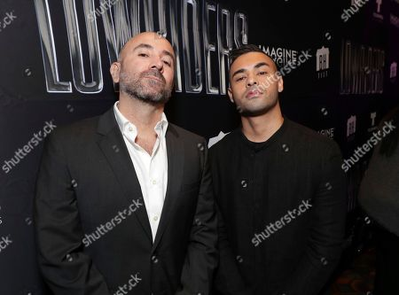 Editorial picture of Special Screening of BH Tilt, Imagine Entertainment and Telemundo Films 'Lowriders', Los Angeles, USA - 9 May 2017