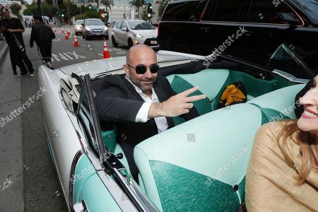 Director Ricardo de Montreuil seen at a SpecialScreening of BH Tilt, Imagine Entertainment and Telemundo Films 'Lowriders' on at the Regal LA Live in Los Angeles, Ca