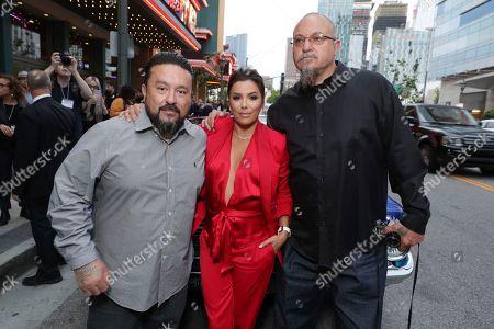 Editorial photo of SpecialScreening of BH Tilt, Imagine Entertainment and Telemundo Films 'Lowriders', Los Angeles, USA - 9 May 2017