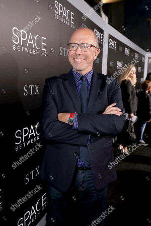 """Editorial image of STX Entertainment Special Screening of """"The Space Between Us"""", Los Angeles, USA - 17 Jan 2017"""