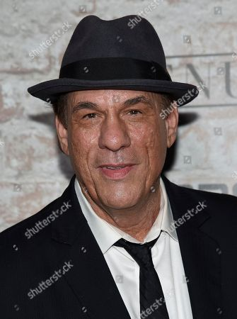 Robert Davi arrives at the TAO, Beauty and Essex, Avenue and Luchini Los Angeles grand opening on