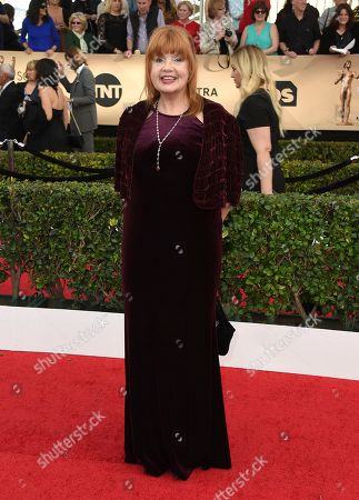 Annie Golden arrives at the 23rd annual Screen Actors Guild Awards at the Shrine Auditorium & Expo Hall, in Los Angeles