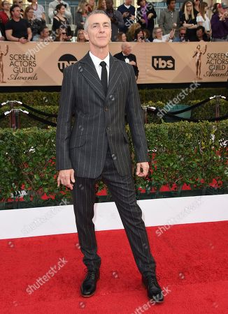 Mark Steger arrives at the 23rd annual Screen Actors Guild Awards at the Shrine Auditorium & Expo Hall, in Los Angeles