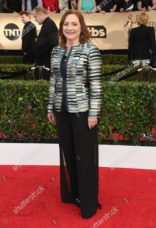 Dale Soules arrives at the 23rd annual Screen Actors Guild Awards at the Shrine Auditorium & Expo Hall, in Los Angeles