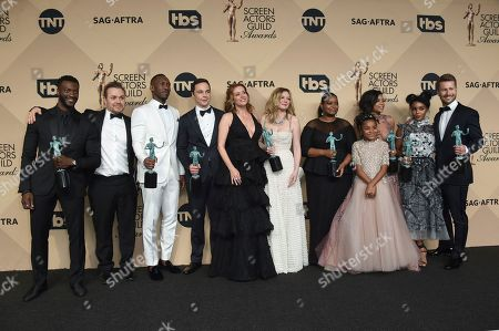 Editorial image of The 23rd Annual SAG Awards - Press Room, Los Angeles, USA - 29 Jan 2017