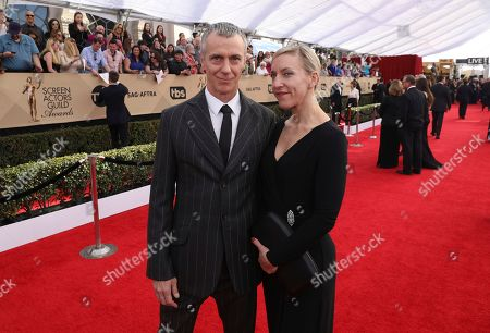 Editorial image of The 23rd Annual SAG Awards - Red Carpet, Los Angeles, USA - 29 Jan 2017