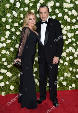 Editorial image of The 71st Annual Tony Awards - Arrivals, New York, USA - 11 Jun 2017