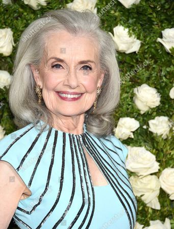Stock Picture of Mary Beth Peil arrives at the 71st annual Tony Awards at Radio City Music Hall, in New York
