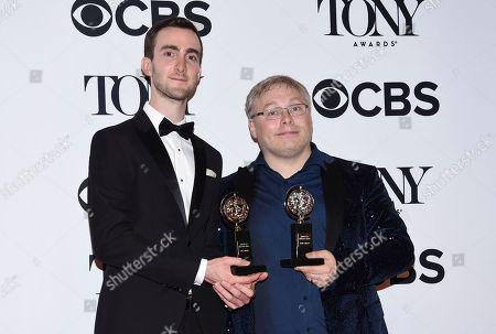 Editorial photo of The 71st Annual Tony Awards - Press Room, New York, USA - 11 Jun 2017