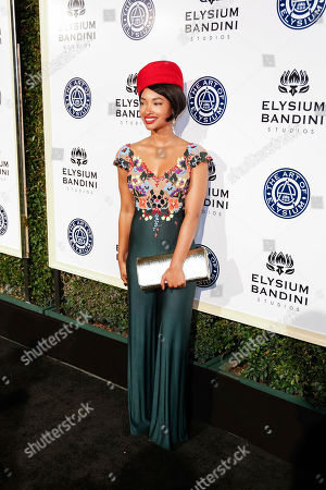 Editorial picture of The Art of Elysium's 10th Annual Heaven Gala, Los Angeles, USA - 7 Jan 2017