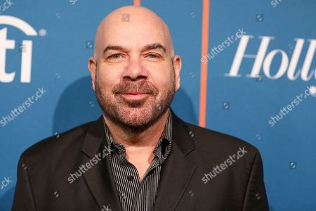 Jason Stuart arrives at The Hollywood Reporter's 2017 Academy Awards Nominees Night at Spago, in Beverly Hills, Calif