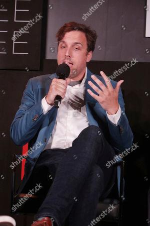 Brian McGinn seen at The IDA showcasing Netflix Original Documentaries at Netflix FYSee, in Los Angeles, CA