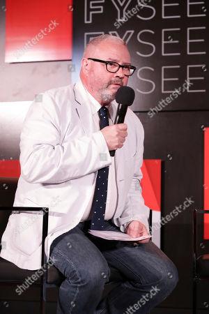 Moderator Simon Kilmurry seen at The IDA showcasing Netflix Original Documentaries at Netflix FYSee, in Los Angeles, CA