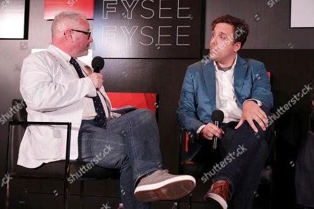Editorial image of The IDA showcases Netflix Original Documentaries at Netflix FYSee, Los Angeles, USA - 22 May 2017