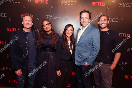 Editorial picture of The IDA showcases Netflix Original Documentaries at Netflix FYSee, Los Angeles, USA - 22 May 2017