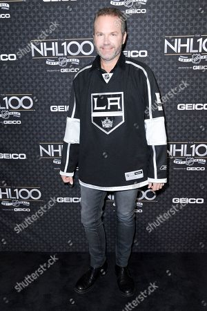 Editorial image of The NHL100 Gala, Los Angeles, USA - 27 Jan 2017