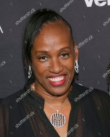 Retired athlete Jackie Joyner-Kersee attends The Paley Honors: Celebrating Women in Television at Cipriani Wall Street, in New York