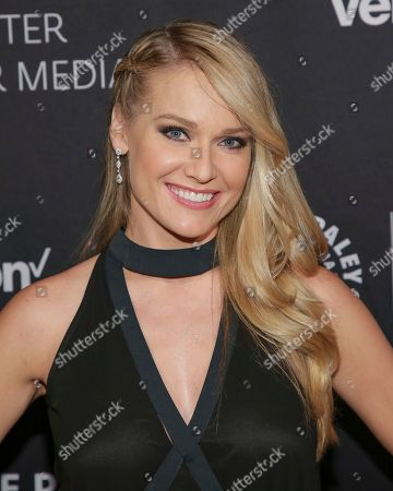 Editorial picture of The Paley Honors: Celebrating Women in Television 2017, New York, USA - 17 May 2017