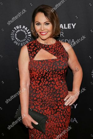 Maria Elena Salinas attends The Paley Honors: Celebrating Women in Television at Cipriani Wall Street, in New York