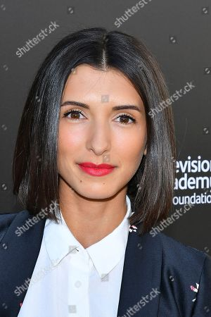 India de Beaufort attends The Power of TV: A Conversation with Norman Lear and One Day at a Time, presented by the Television Academy Foundation and Netflix in celebration of the Foundation's 20th Anniversary of THE INTERVIEWS: An Oral History Project, on in the Wolf Theatre at the Saban Media Center in North Hollywood, Calif