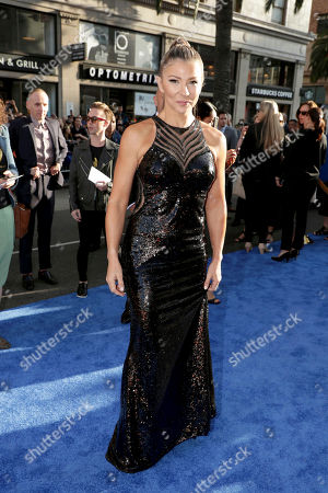 """Editorial photo of The World Premiere of Warner Bros. Pictures """"Wonder Woman"""", Los Angeles, USA - 25 May 2017"""