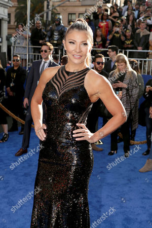 """Stock Photo of Mayling Ng seen at The World Premiere of Warner Bros. Pictures """"Wonder Woman"""" at The Pantages Theatre, in Los Angeles"""