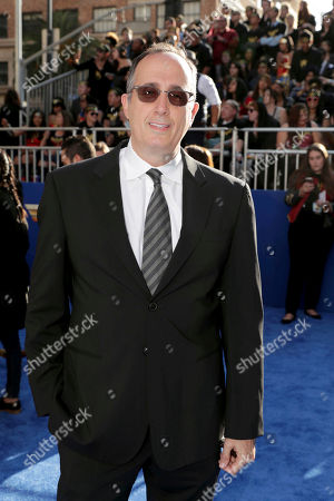 "Stock Picture of Producer Richard Suckle seen at The World Premiere of Warner Bros. Pictures ""Wonder Woman"" at The Pantages Theatre, in Los Angeles"
