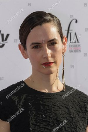 Karla Welch arrives at the Third Annual Fashion Los Angeles Awards at the Sunset Tower Hotel, in West Hollywood, Calif