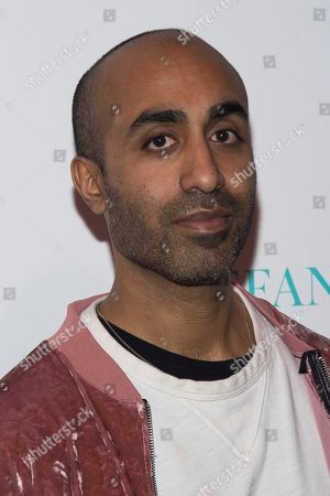 Ajay Kurian attends the Tiffany & Co. 2017 Whitney Biennial at the Whitney Museum of American Art, in New York