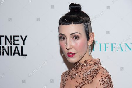 Stock Picture of Michelle Harper attends the Tiffany & Co. 2017 Whitney Biennial at the Whitney Museum of American Art, in New York