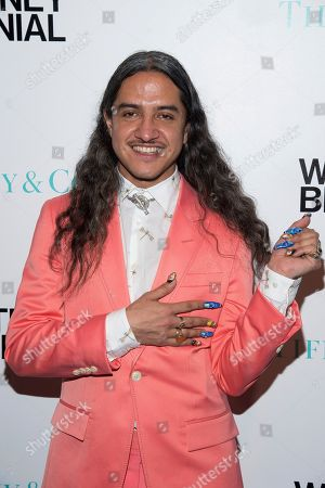 Raul De Nieves attends the Tiffany & Co. 2017 Whitney Biennial at the Whitney Museum of American Art, in New York
