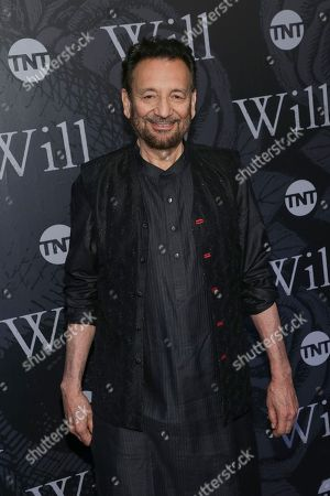 "Director/Executive Producer Shekhar Kapur attends TNT's ""Will"" season premiere at Bryant Park, in New York"
