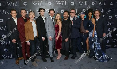 "Editorial picture of TNT's ""Will"" Season Premiere, New York, USA - 26 Jun 2017"