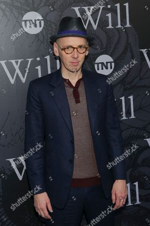 """Actor Ewen Bremner attends TNT's """"Will"""" season premiere at Bryant Park, in New York"""
