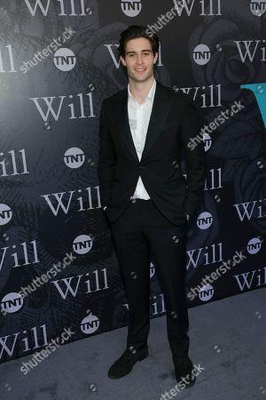 """Editorial picture of TNT's """"Will"""" Season Premiere, New York, USA - 26 Jun 2017"""