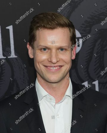 """Actor Max Bennett attends TNT's """"Will"""" season premiere at Bryant Park, in New York"""