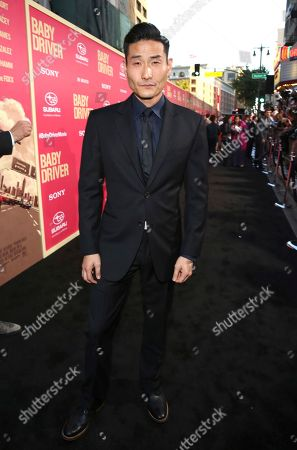"Editorial picture of TriStar Pictures ""Baby Driver"" Premiere Sponsored by Subaru, Los Angeles, USA - 14 Jun 2017"