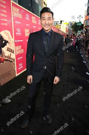 "Stock Photo of Lanny Joon seen at TriStar Pictures ""Baby Driver"" Los Angeles Premiere Sponsored by Subaru at Ace Hotel Downtown Los Angeles, in Los Angeles"