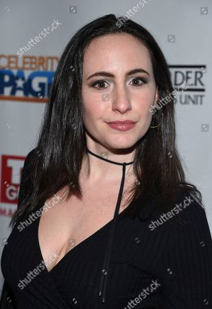 """Stock Photo of Singer Madeleine Dopico attends TV Guide Magazine's """"Law & Order: Special Victims Unit"""" 400th episode celebration at the Gansevoort Park Avenue, in New York"""