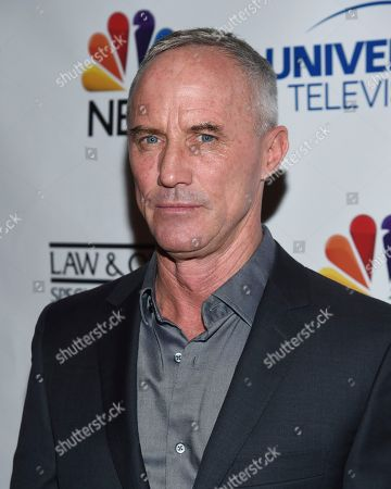 """Robert John Burke attends TV Guide Magazine's """"Law & Order: Special Victims Unit"""" 400th episode celebration at the Gansevoort Park Avenue, in New York"""