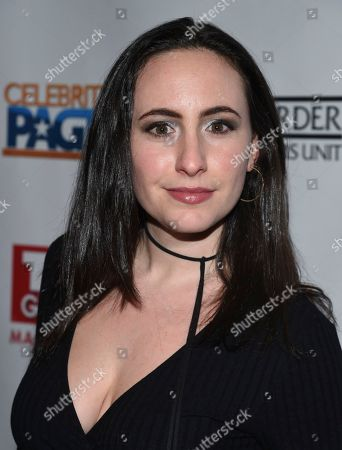 """Stock Image of Singer Madeleine Dopico attends TV Guide Magazine's """"Law & Order: Special Victims Unit"""" 400th episode celebration at the Gansevoort Park Avenue, in New York"""