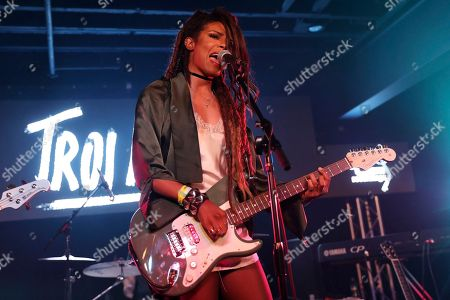 """Editorial picture of UMG's Music is Universal Showcase at SXSW â?"""" Day 1, Austin, USA - 15 Mar 2017"""