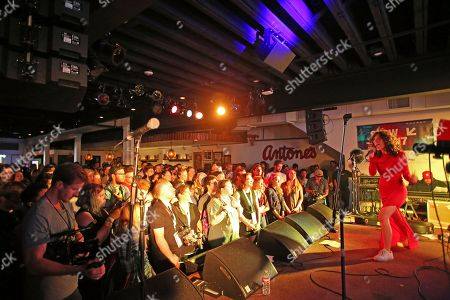 """Editorial picture of UMG's Music is Universal Showcase at SXSW â?"""" Day 2, Austin, USA - 16 Mar 2017"""