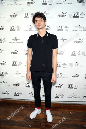 James Hersey attends UMG's Music is Universal Artist Lounge Presented by O Organics and PUMA at SXSW on in Austin, Texas