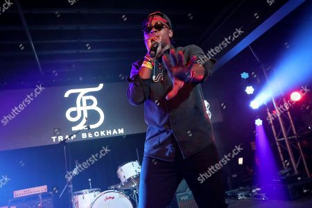 """Editorial image of UMG's Music is Universal Showcase at SXSW â?"""" Day 2, Austin, USA - 16 Mar 2017"""