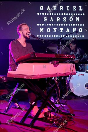 Stock Photo of Gabriel Garzon Montano performs during UMG's Music is Universal Showcase Presented by O Organics and PUMA at SXSW on in Austin, Texas