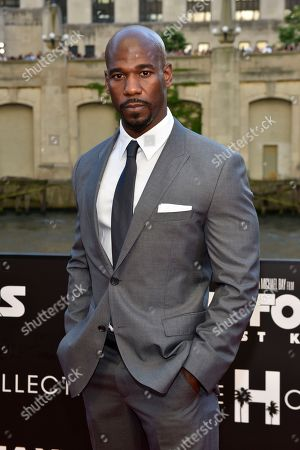 """Editorial photo of US Premiere of """"Transformers: The Last Knight"""", Chicago, USA - 20 Jun 2017"""